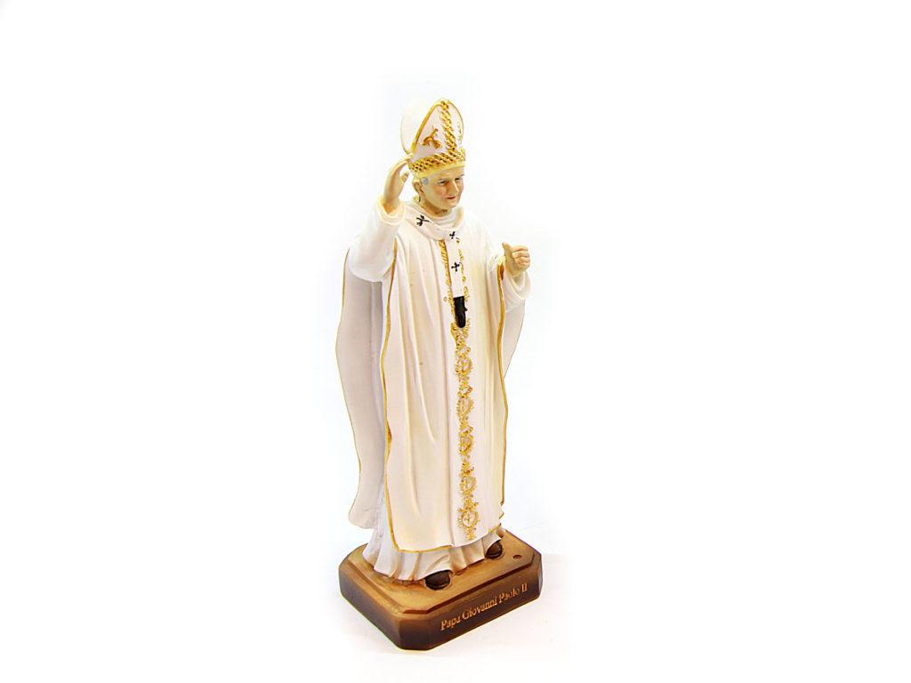 Statua Papa Giovanni Paolo II