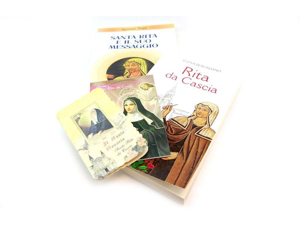 Libro Rosario e Novena S Rita