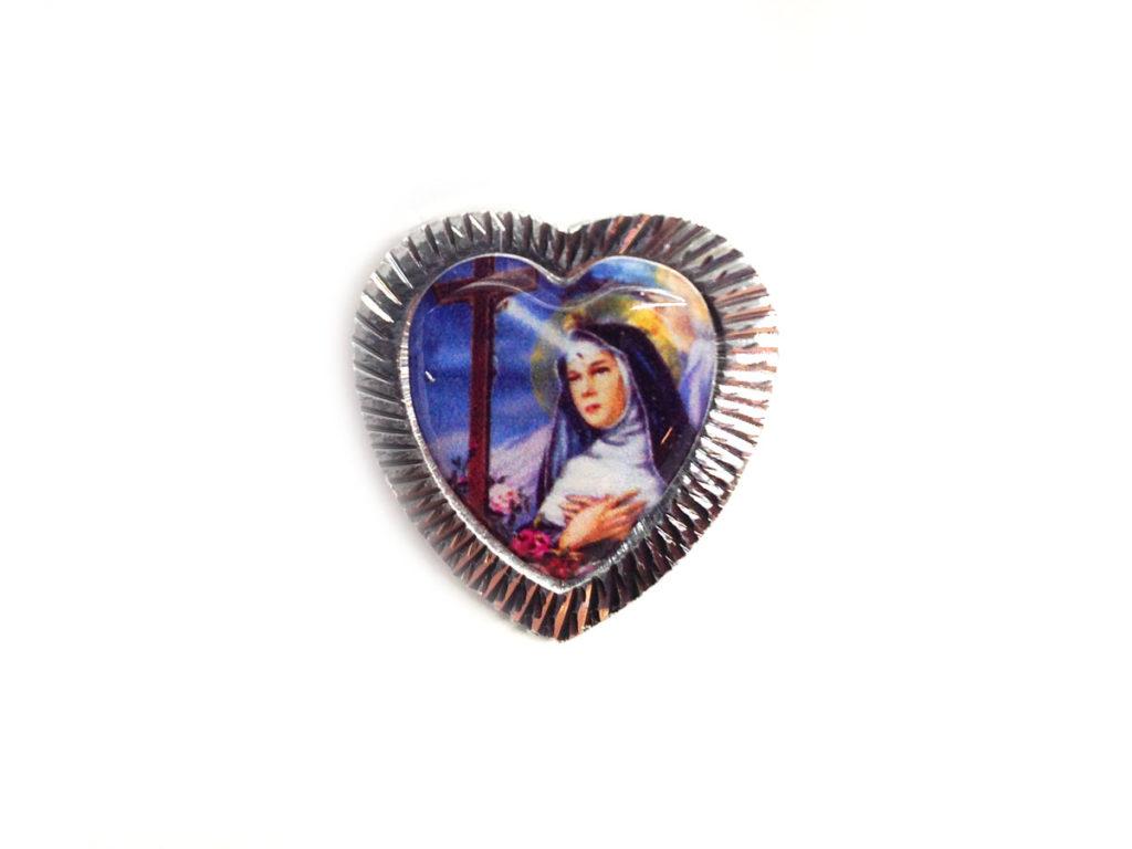 calamita metallo cuore