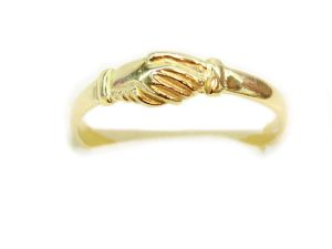 fede nuziale oro
