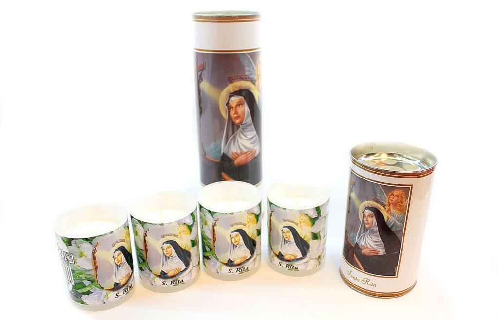 candele santa rita