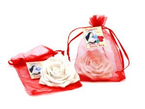 rose gesso profumate