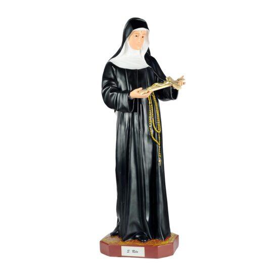 santa-rita-statua-resina-100cm